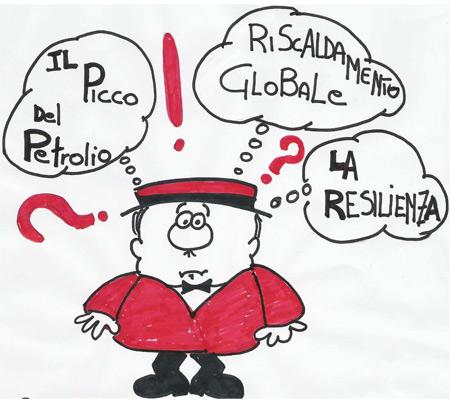 Signor Rossi e la Transizione a Pianoro